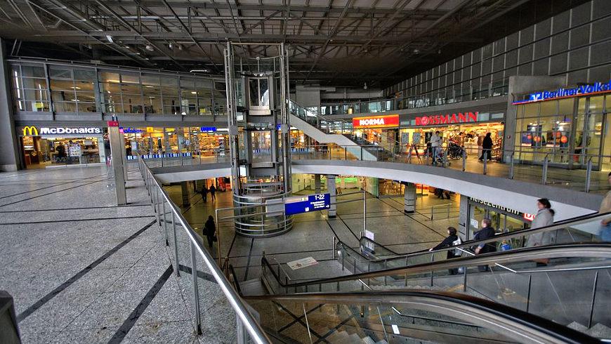 Bahnhof Lichtenberg - Foto: © Ralf Roletschek, cc-by-sa-3.0