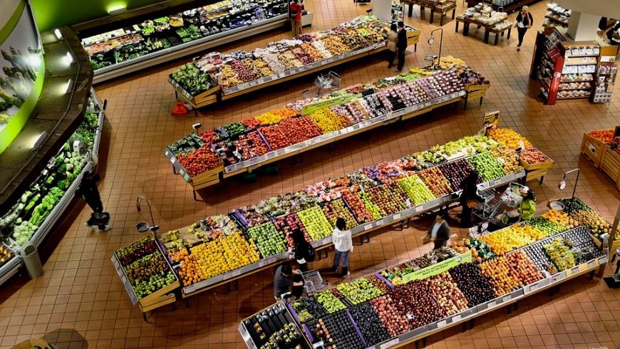 Biomarkt - Foto: pixabay