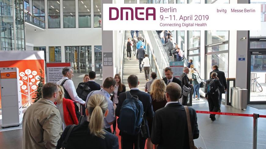 DMEA Berlin 9.-11.April 2019