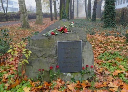 Gedenkstein Synagoge Hohenschönhausen