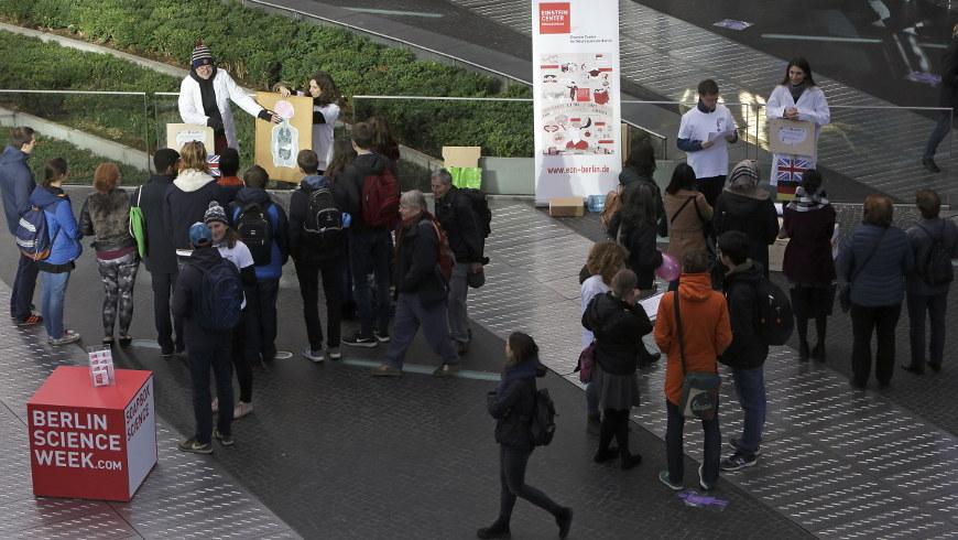 SOAPBOX - Science Week Berlin 2018
