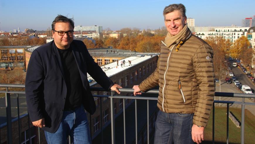 Solardach-Initiative in Lichtenberg