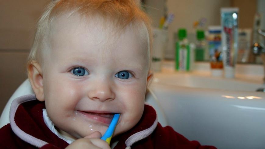 Zahngesundheit von Kindern