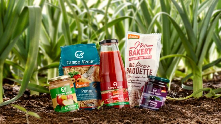 Demeter-Produkte bei Kaufland