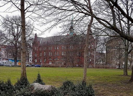 Rathauspark Lichtenberg