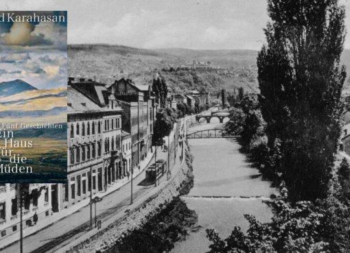 Sarajevo mit Miljacka-Fluss