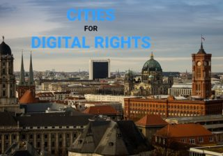 Berlin wird City for Digital Rights