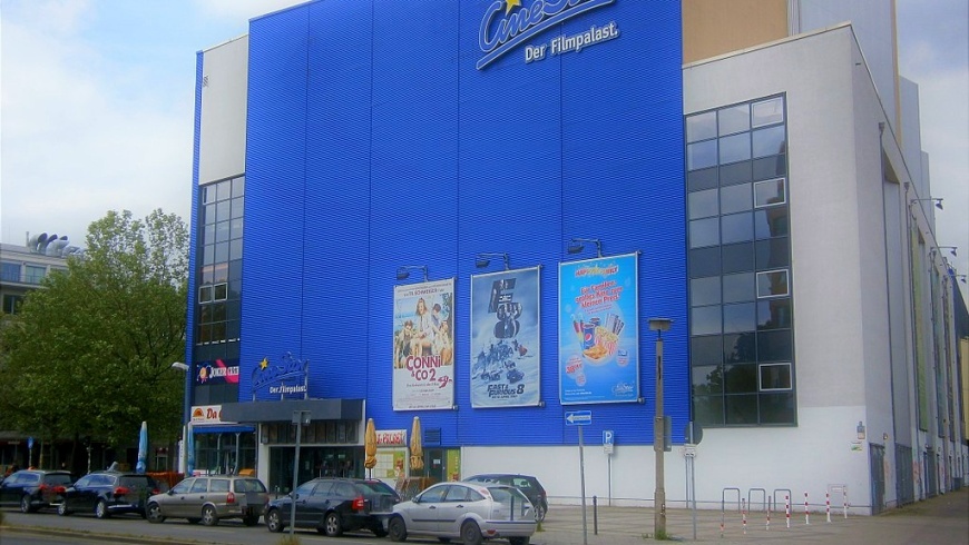 Kino Cinestar am Treptower Park