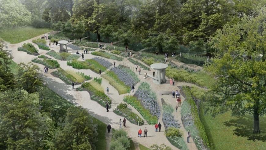 Jüdischer Garten
