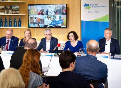 Bilanz der Berliner Wasserbetriebe 2018