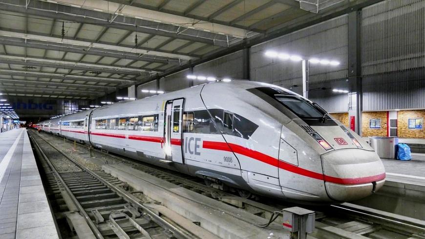 DB AG ICE 4 in München