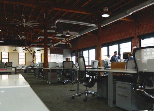 Startup-Etage