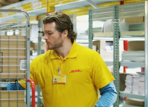 DHL: Vision Picking mit Augmented Reality