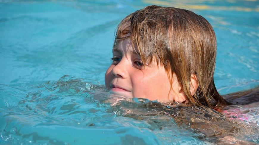 Kinder müssen Schwimmen lernen!