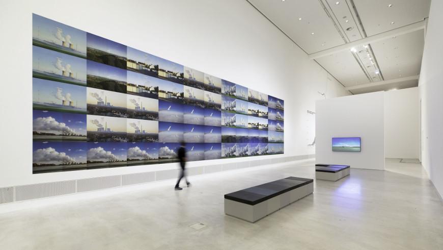 Ausstellungsansicht realities:united,