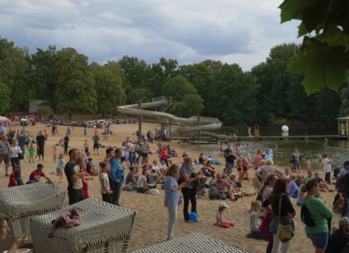 Strandbad Orankesee