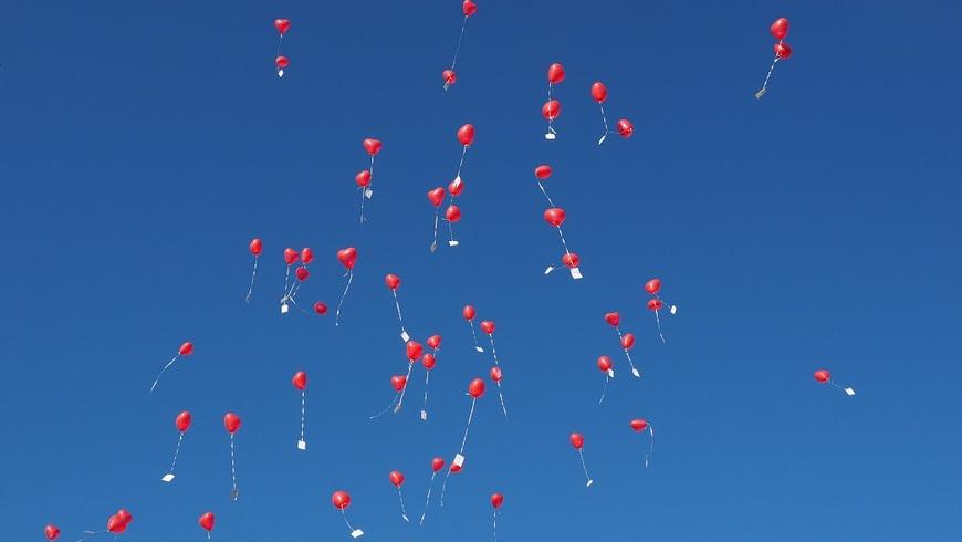 Umweltgefahr Luftballons