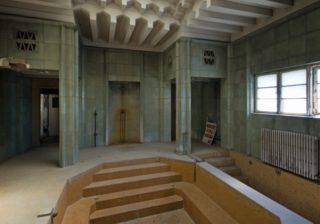 Saunabereich des Stadtbades Lichtenberg
