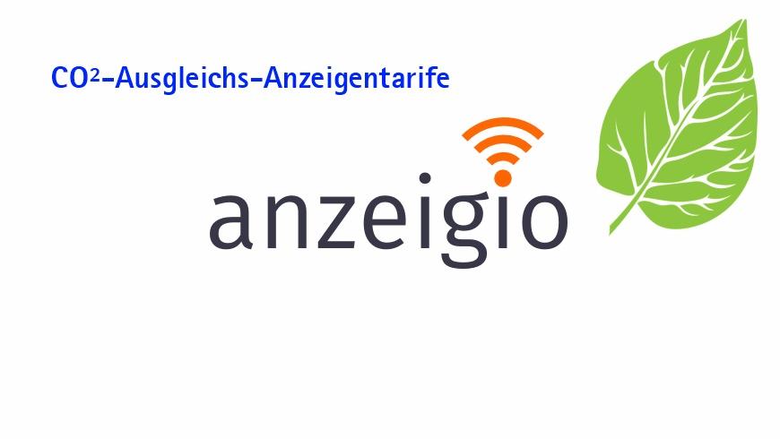 anzeigio-Klimaschutz-Ausgleich