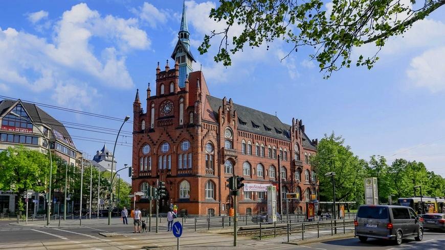 Rathaus Lichtenberg