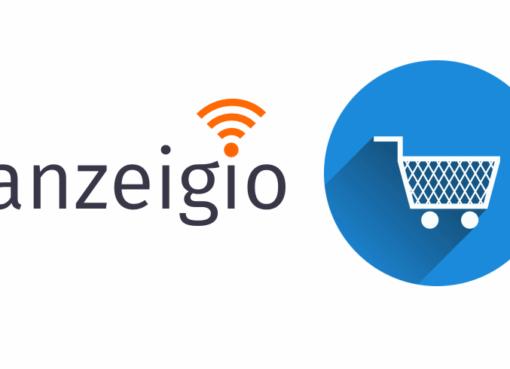 anzeigio - Nachbarschaftshandel
