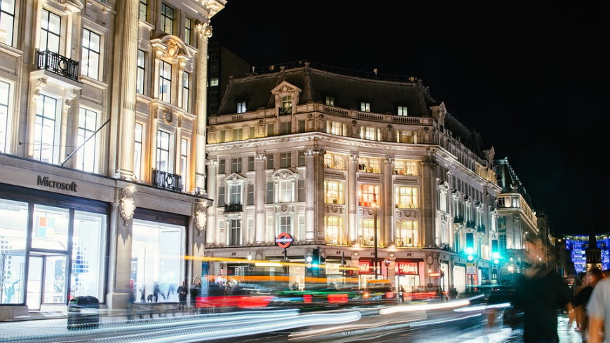 Spirit of London: Regent Street
