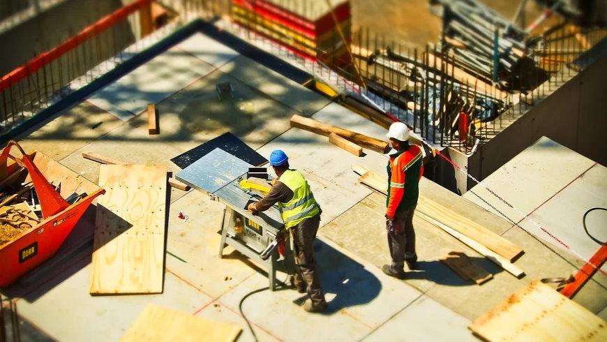 Bauhandwerker