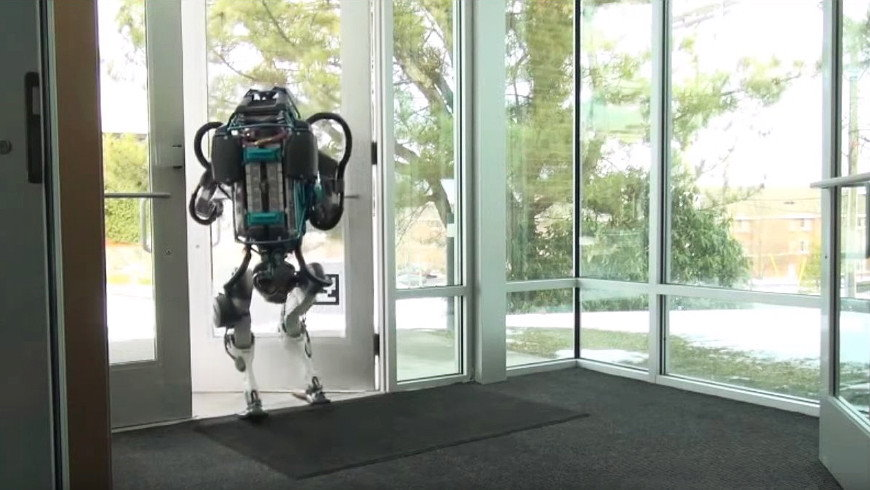 Atlas - the Next Generation