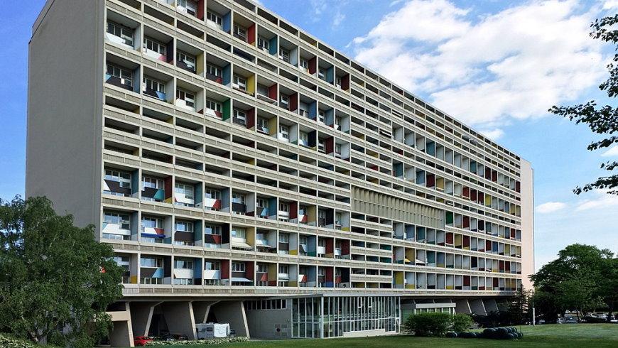 Corbusierhaus (Unité d'Habitation)