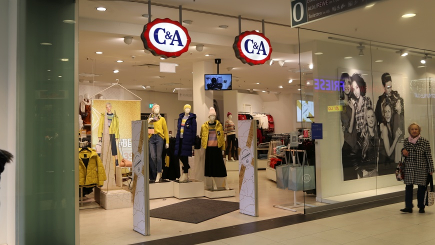 C&A Filiale im LIO in Lichterfelde-Ost