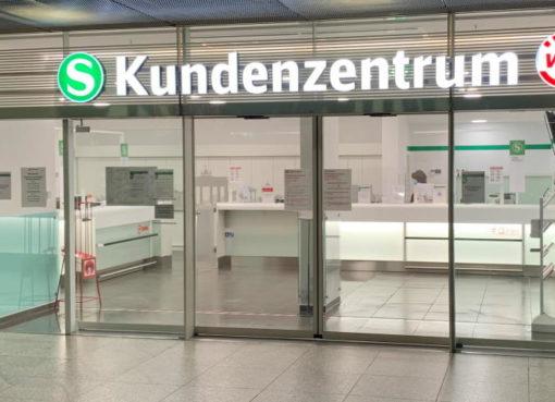 S-Bahn Kundenzentrum am Ostbahnhof