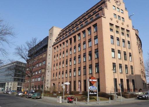 Spreestadt Charlottenburg: Am Salzufer