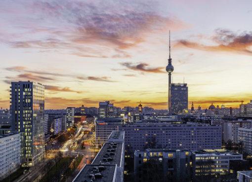 Skyline von Berlin