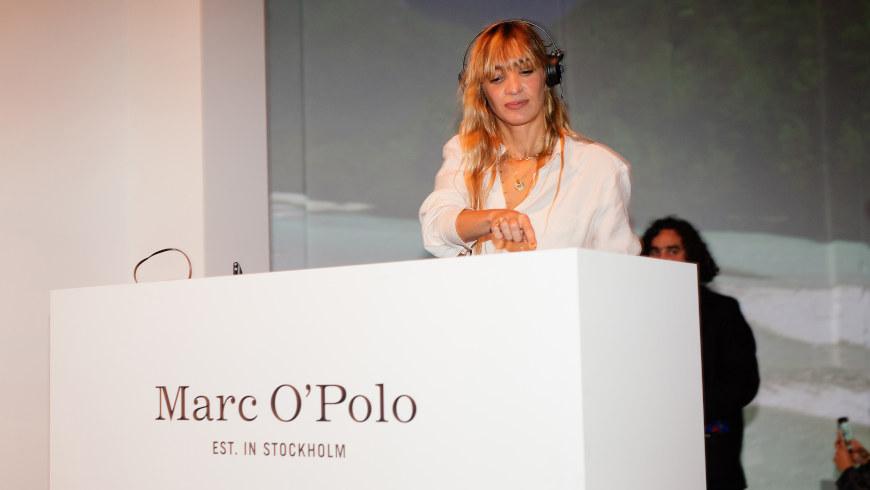 Marc O'Polo Campaign Launch Paris, Oktober 2021